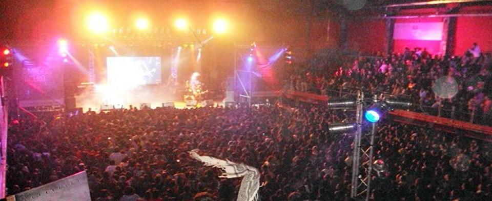 Salón Rock Sur