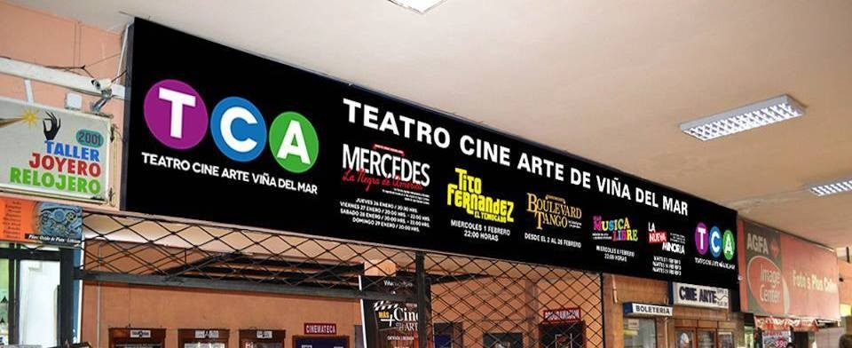 Teatro Cine Arte - Viña del Mar