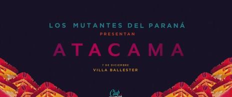 Los Mutantes del Paraná en Villa Ballester