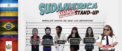 Sudamérica Stand Up - Teatro Porteño