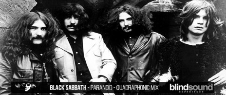 Black Sabbath - Blind Sound Experience