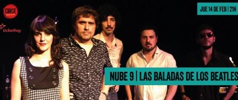 Nube 9 presenta Las Baladas de los Beatles