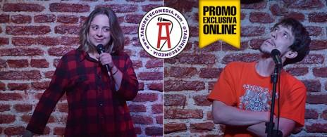 2x1 Para Ver Stand Up Hoy en Plaza Serrano - Taburete Club de Comedia