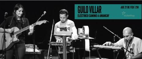 Guilo Villar | Eléctrico camino a Amancay