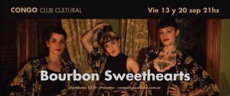 Bourbon Sweethearts en Congo