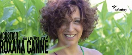 Roxana Canné | Acústico