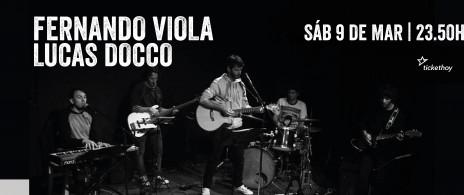 Lucas Docco & Fernando Viola