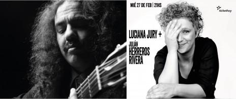 Luciana Jury -  Julian Herreros Rivera