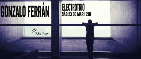 Gonzalo Ferrán | Electrotrio