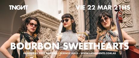 Bourbon Sweethearts en La Tangente