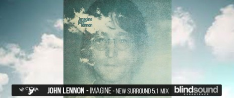 John Lennon - Imagine - Blind Sound Experience