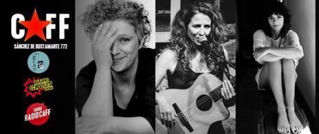 Paisanas: Luciana Jury + Barbarita Palacios + Pampi Torre