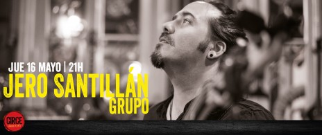 Jero Santillán grupo