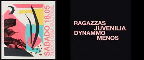 Ragazzas - Juvenilia - Dynammo - Menos / En Capital