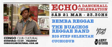 Echo A Dancehall Celebration