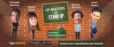 Los MAESTROS del STAND UP