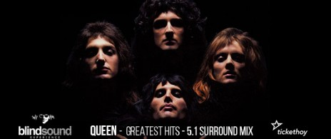 Queen - Greatest Hits - Blind Sound Experience