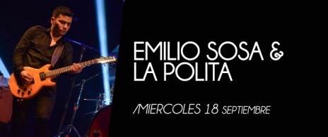 Emilio Sosa y La Polita