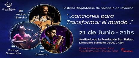 Festival Rioplatense del Solsticio de Invierno