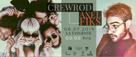 CREWROD + Axel Fiks