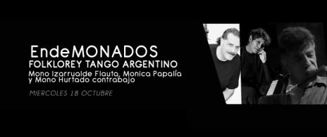 Mono Izarrualde Monica Papalía Mono Hurtado