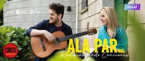 ALA PAR presenta Redescubriendo Canciones