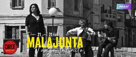 MALAJUNTA Tango Infinito