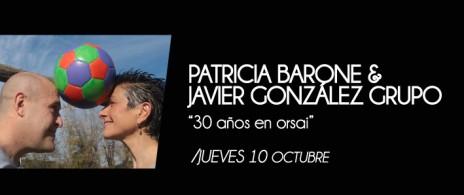 Patricia Barone + Javier Gonzalez Grupo