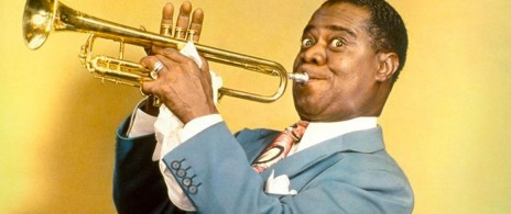 Louis Armstrong by Calliero
