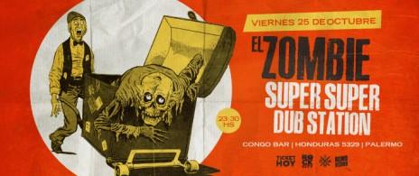 El Zombie + The Tormentos
