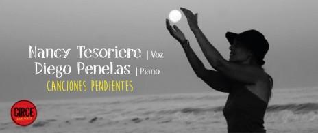 Nancy Tesoriere presenta Canciones Pendientes