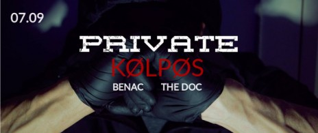 Private Episodio X - KØLPØS