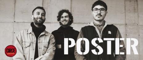 Póster presenta su 1er EP