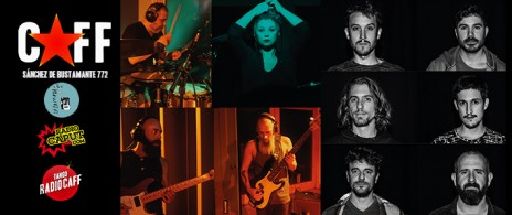 Luciana Jury en banda + So Abra