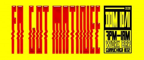 FA GOT MATINÉE NOV