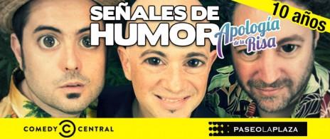 Señales de Humor - Apología de la risa