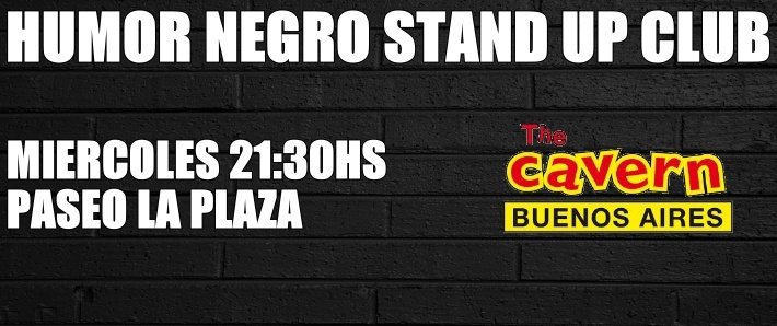 Humor Negro Stand Up Club