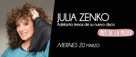 Julia Zenko voces invitadas