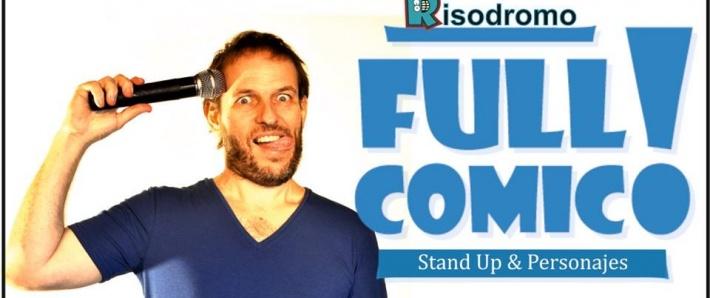Full Cómico: Stand up & Música