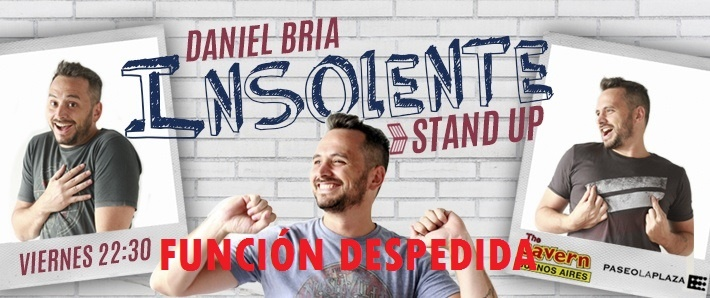 Insolente - Stand Up