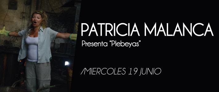 PATRICIA MALANCA presenta  G R E C O T A N G O