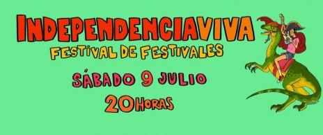 Festival Independencia Viva