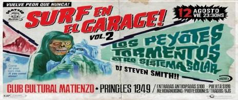 The Tormentos + Los Peyotes