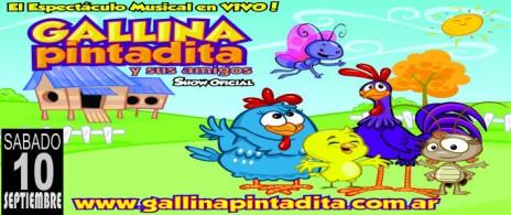 GALLINA PINTADITA Y SUS AMIGOS