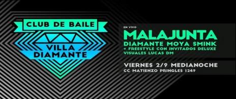 Club Social de Baile Villa Diamante