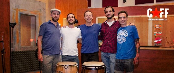Martin Robbio Trio y Los Guevaristas