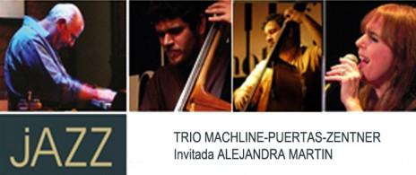 TRIO MACHLINE con Alejandra Martin
