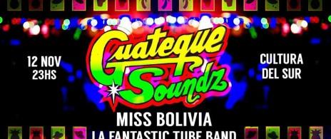 Fiesta Guateque Soundz 12 de Noviembre