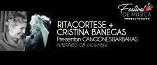 RITA CORTESE + CRISTINA BANEGAS