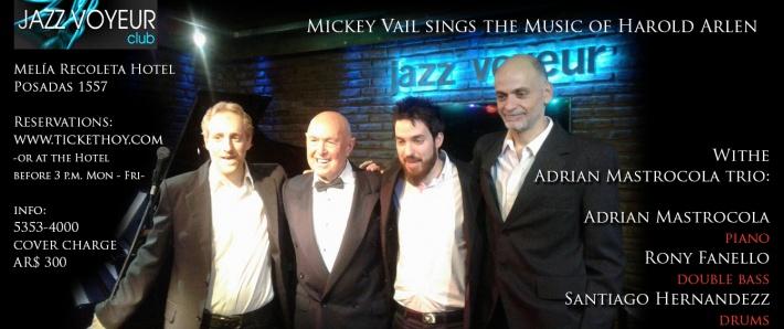 Mickey Vail - Jazz y Más